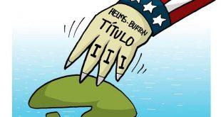 Cuba, Estados Unidos, Ley Helms-Burton