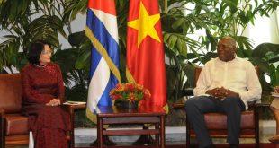 Cuba, Vietnam, Salvador Valdés