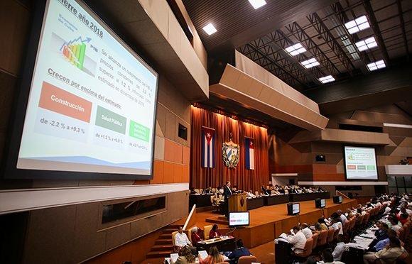 Parlamento, Cuba, presupuesto