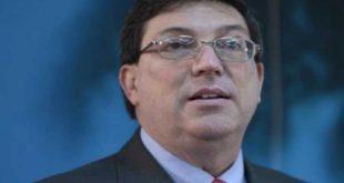 Cuba, EE.UU., Bruno Rodríguez, bloqueo