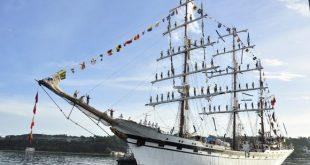 cuba, venezuela, buque escuela, armada venezolana