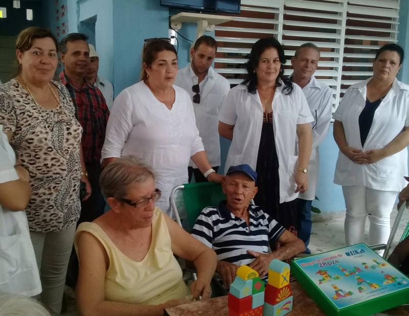 sancti spiritus, obras sociales, parque solar fotovoltaico, yaguajay, casa del abuelo, economia, gastronomia, materiales de la construccion