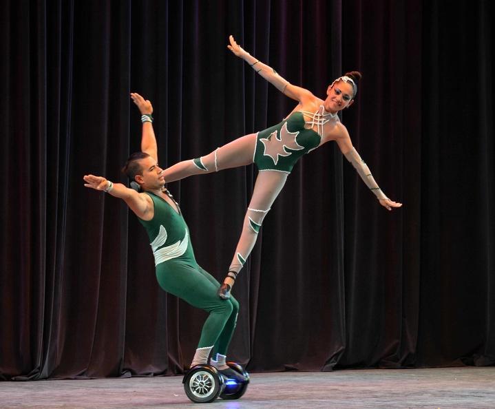 sancti spiritus, circo nacional de cuba, verano, etapa estival