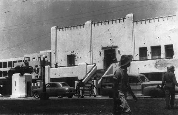 cuba, asalto al cuartel moncada, 26 de julio, fidel castro