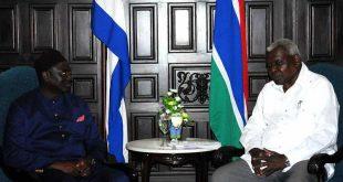 Cuba, Gambia, Parlamento