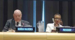 Cuba, ONU, desarrollo sostenible