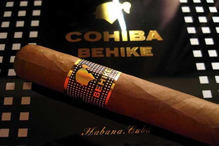 Se retractan en Brasil sobre veto contra tabaco cubano Cohíba