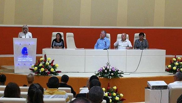 El Centro de Estudios Avanzados resulta un consumado sueño del Comandante en Jefe Fidel Castro. (Foto: @PresidenciaCuba)