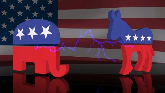 Un 48 por ciento de los encuestados afirma que apoyaría a  los demócratas en los comicios del 2020.