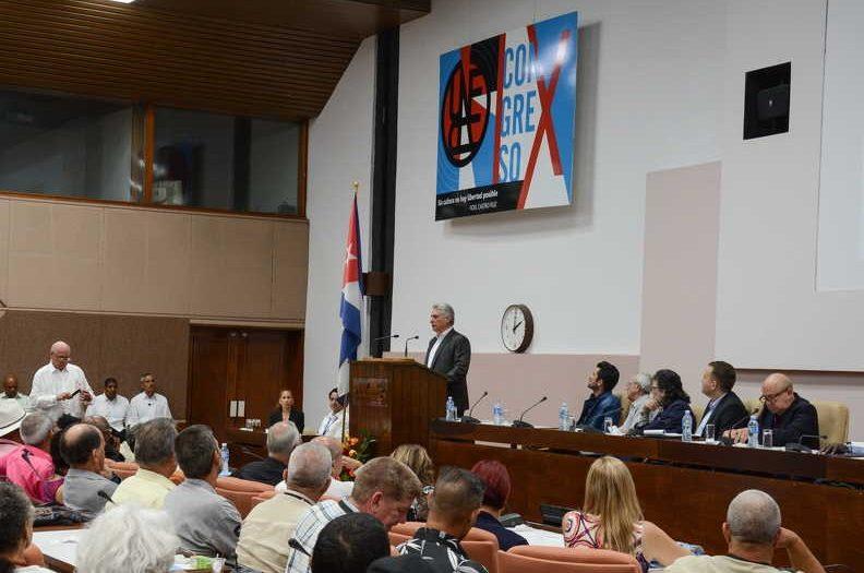 cuba, cultura, noveno congreso de la uneac, uneac, IX congreso de la uneac