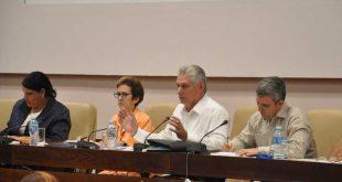cuba, parlamento cubano, asamblea nacional del poder popular, comisiones permanentes del parlamento cubano, informatizacion de la sociedad