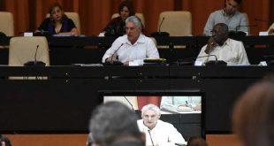 cuba, parlamento cubano, asamblea nacional del poder popular, turismo cubano, mintur, miguel diaz-canel, presidente de cuba