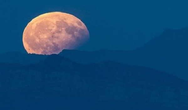 ciencia y tecnica, eclipse parcial de luna