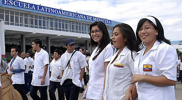 cuba, medicina, elam, escuela latinoamericana de medicina