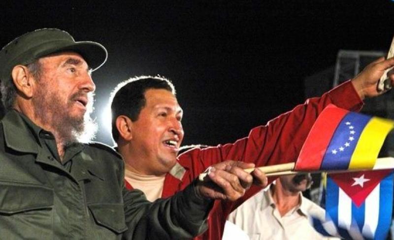 cuba, hugo chavez, presidente de cuba, miguel diaz-canel, fidel castro