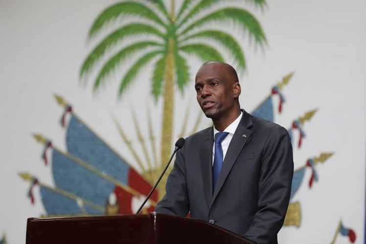 haiti, jovenel moise