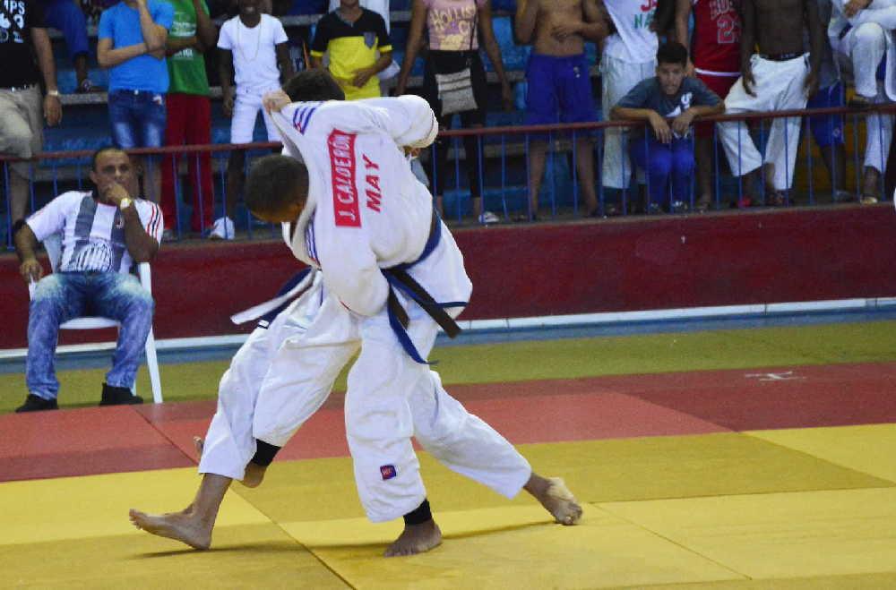 El judo juvenil de la provincia se ubicó en el lugar 13.