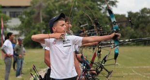sancti spiritus, juegos escolares nacionales, tiro con arco