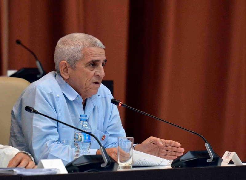 cuba, asamblea nacional del poder popular, industria, parlamento cubano, sustitucion de exportaciones, exportaciones
