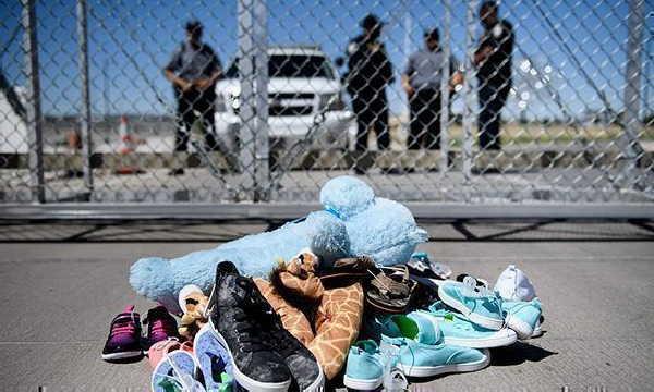 estados unidos, niños migrantes