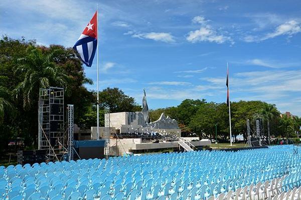 cuba, granma, 26 de julio, dia de la rebeldia nacional, asalto al cuartel moncada, miguel diaz-canel, presidente de cuba