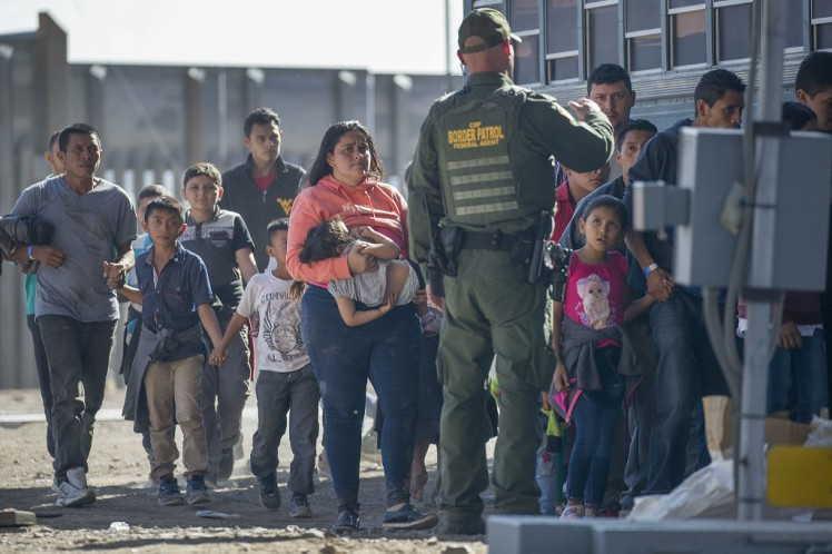 estados unidos, inmigrantes, migrantes, donald trump
