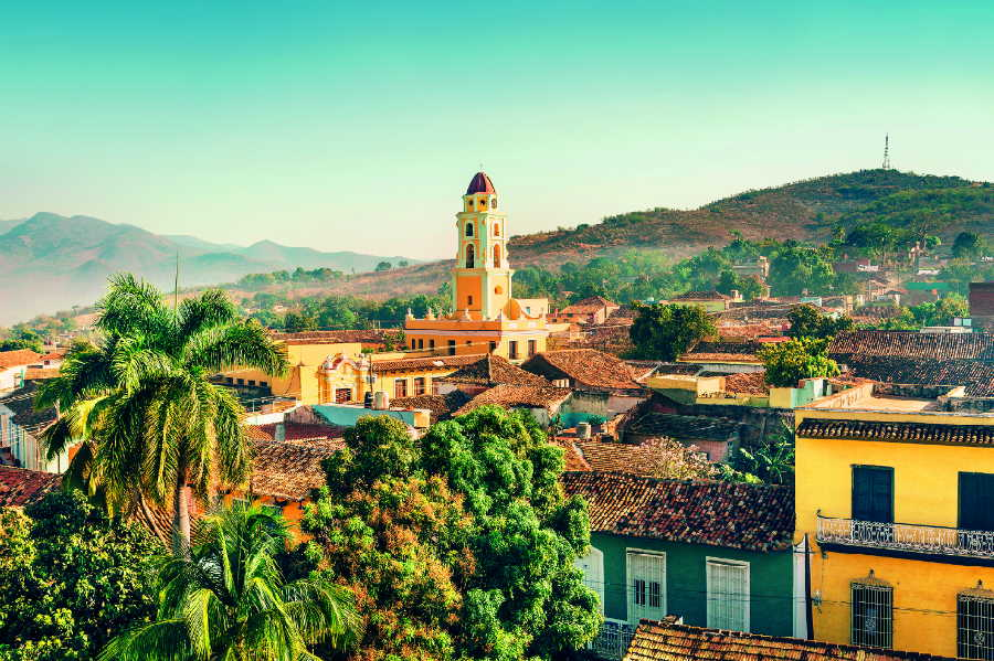 trinidad, turismo cubano, polo turistico trinidad