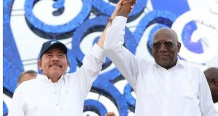 cuba, nicaragüa, revolucion sandinista, daniel ortega, salvador valdes mesa
