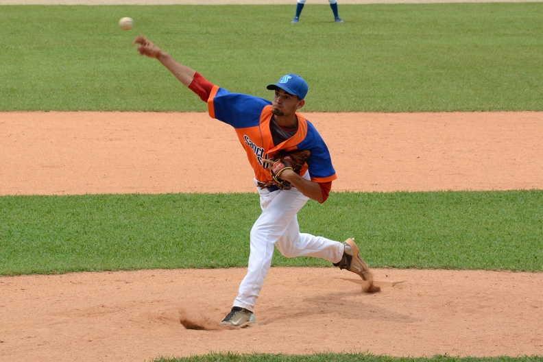 Yankiel Mauris regresa al equipo de lso Gallos y puede ser de mucha ayuda. (Foto: Osvaldo Gutiérrez)