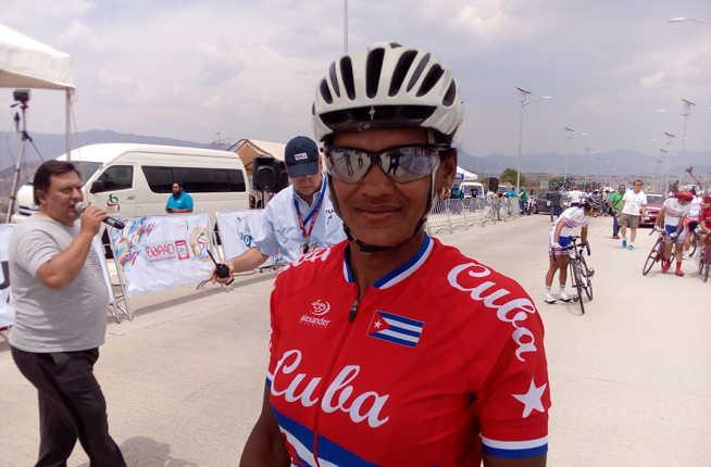 Yumari González, ciclismo, Lima 2019