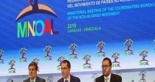 venezuela, mnoal, movimiento de paises no alineados