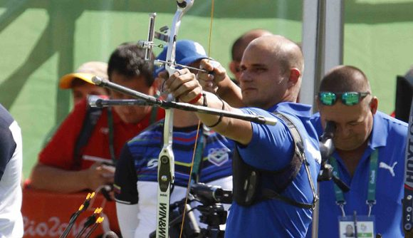 Adrián Puentes avanzó hasta cuartos de final. (Foto: JIT)