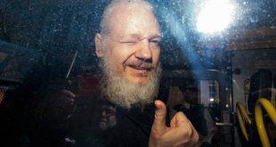 Julian Assange, Ecuador, Estados Unidos, espionaje