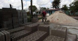 Díaz-Canel, construcción de viviendas