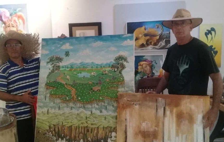 sancti spiritus, mexico, artes plasticas, arte naif