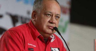 Venezuela, Diosdado Cabello, elecciones