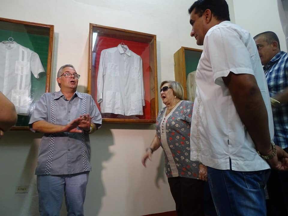 sancti spiritus, casa de la guayabera, proyecto socio-cultural la guayabera