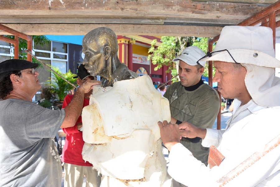 sancti spiritus, escultura, artes plasticas, villa del yayabo