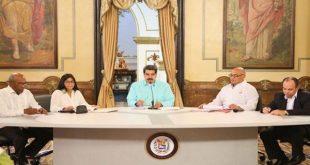 Venezuela, Misión Milagro, Nicolás Maduro
