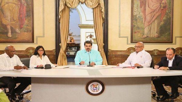 La Misión Milagro demuestra una voluntad absoluta de llevar la más alta tecnología a los humildes, aseguró Maduro. (Foto: @PresidencialVen)