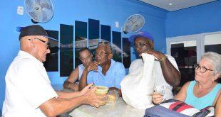 sancti spiritus, obras sociales, gastronomia
