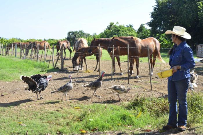 sancti spiritus, mujeres, caballos de raza, vaquera, rodeo cubano