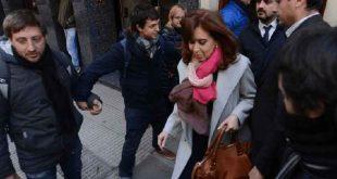 Argentina, Cristina Fernández, justicia