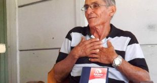 yaguajay, radio cubana, radio sancti spiritus, periodista