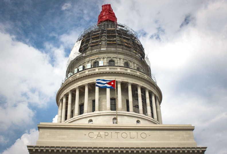 cuba, la habana, capitolio, asamblea nacional del poder popular, patrimonio, eusebio leal