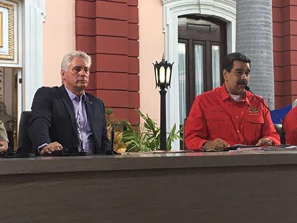 El nuevo mensaje de Guaidó para Nicolás Maduro