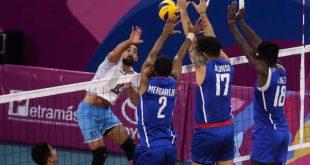 sancti spiritus, cuba, juegos panamericanos, lima 2019, voleibol masculino