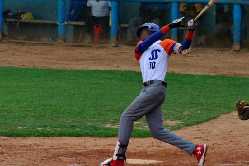 sancti spiritus, 59 snb, serie nacional de beisbol