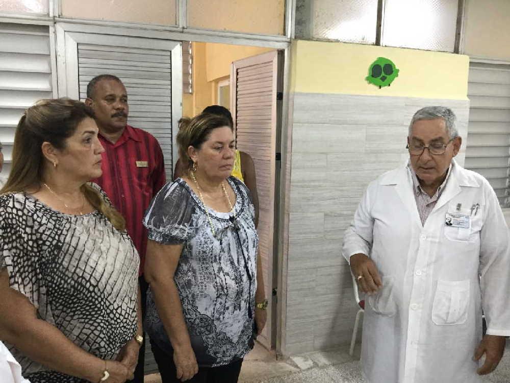 sancti spiritus, fidel castro, #fidelporsiempre, hospital pediatrico provincial jose marti