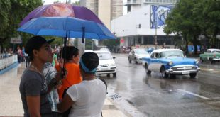 cuba, lluvias, meteorologia
